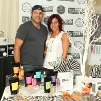 Johnny and Natalie Cascella Nuworld Botanicals