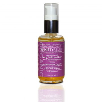 Aromatherapy Personals™ Anxiety Relief Multi-Nutritive Oil for Body, Bath and Hair