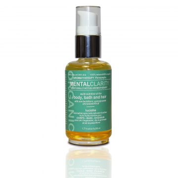 Aromatherapy Personals™ Mental Clarity Multi-Nutritive Oil for Body, Bath and Hair