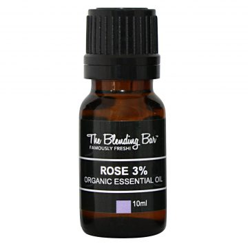 Rose 3% Essential Oil 15ml