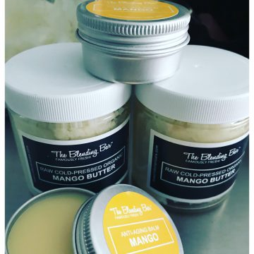 Raw Mango Anti-Aging Eye Balm