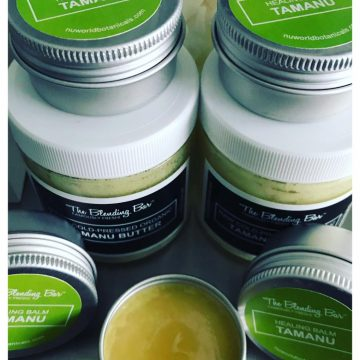 Raw Tamanu Multi-Purpose Healing Balm