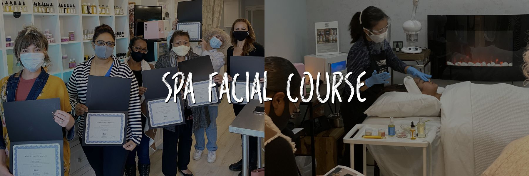 Spa Facial Course