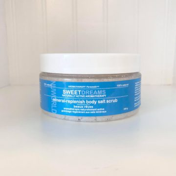 Aromatherapy Personals™ Sweet Dreams Mineral-Replenish™ Body Scrub
