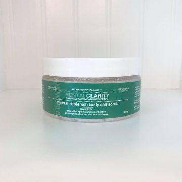 Aromatherapy Personals™ Mental Clarity Mineral-Replenish™ Body Scrub