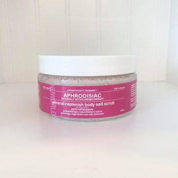 Aromatherapy Personals™ Aphrodisiac Mineral-Replenish™ Body Scrub