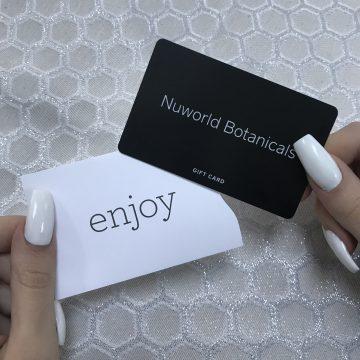 Nuworld Botanicals Gift Card