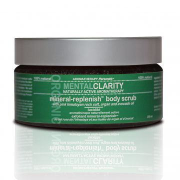 Aromatherapy Personals™ Mental Clarity Mineral-Replenish™ Body Scrub
