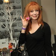 Actress Frances Fisher