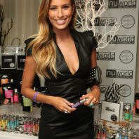 TV Host Renee Bargh