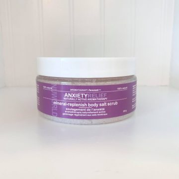 Aromatherapy Personals™ Anxiety Relief Mineral-Replenish™ Body Scrub