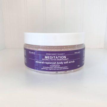 Aromatherapy Personals™ Meditation Mineral-Replenish™ Body Scrub