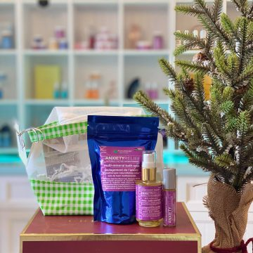 Aromatherapy Personals™ Anxiety Relief 3-Pc Gift Set