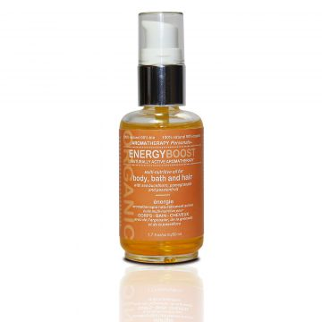 Aromatherapy Personals™ Energy Boost Multi-Nutritive Oil for Body, Bath and Hair