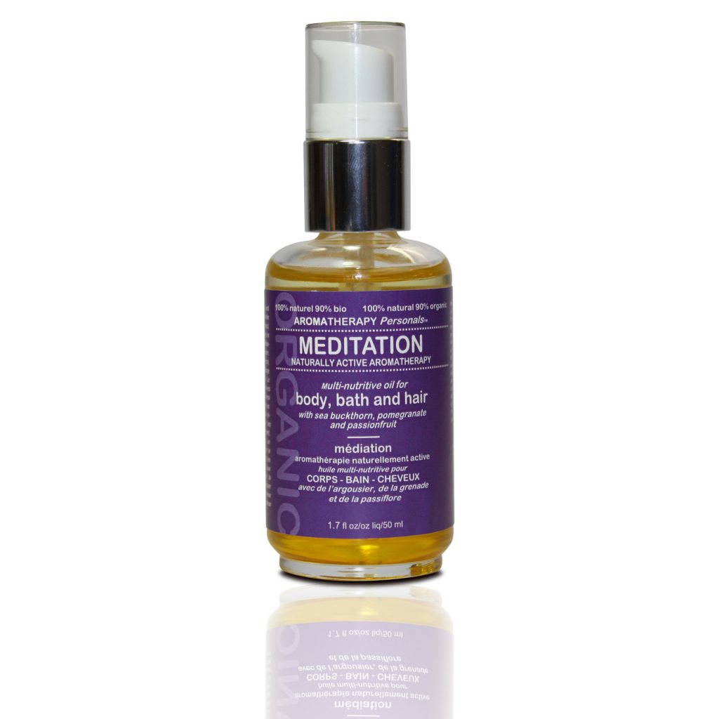 Aromatherapy Personals™ Meditation Multi-Nutritive Oil for Body