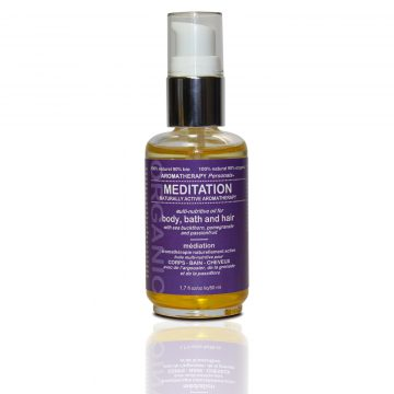 Aromatherapy Personals™ Meditation Multi-Nutritive Oil for Body, Bath and Hair