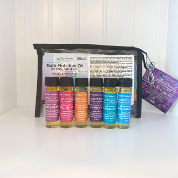 Try-Me-Kit: Aromatherapy Personals™ 3-in-1 Multi-Nutritive Oils