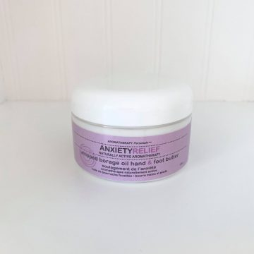 Aromatherapy Personals™ Anxiety Relief Whipped Borage Oil Hand & Foot Butter