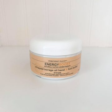 Aromatherapy Personals™ Energy Boost Whipped Borage Oil Hand & Foot Butter