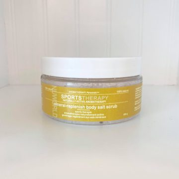 Aromatherapy Personals™ Sports Therapy Mineral-Replenish™ Body Scrub