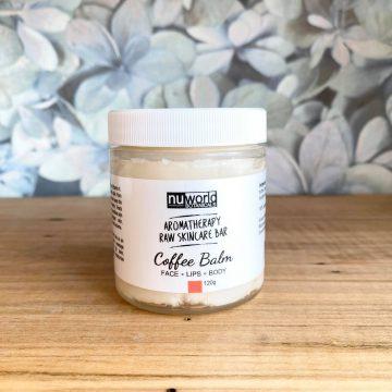 Fresh Whipped Coffee Balm