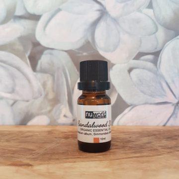 Sandalwood 3% (India) Essential Oil 10ml