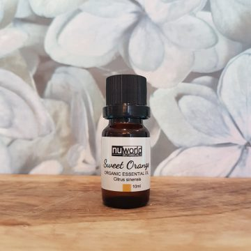 Sweet Orange (Brazil) Essential Oil 10ml