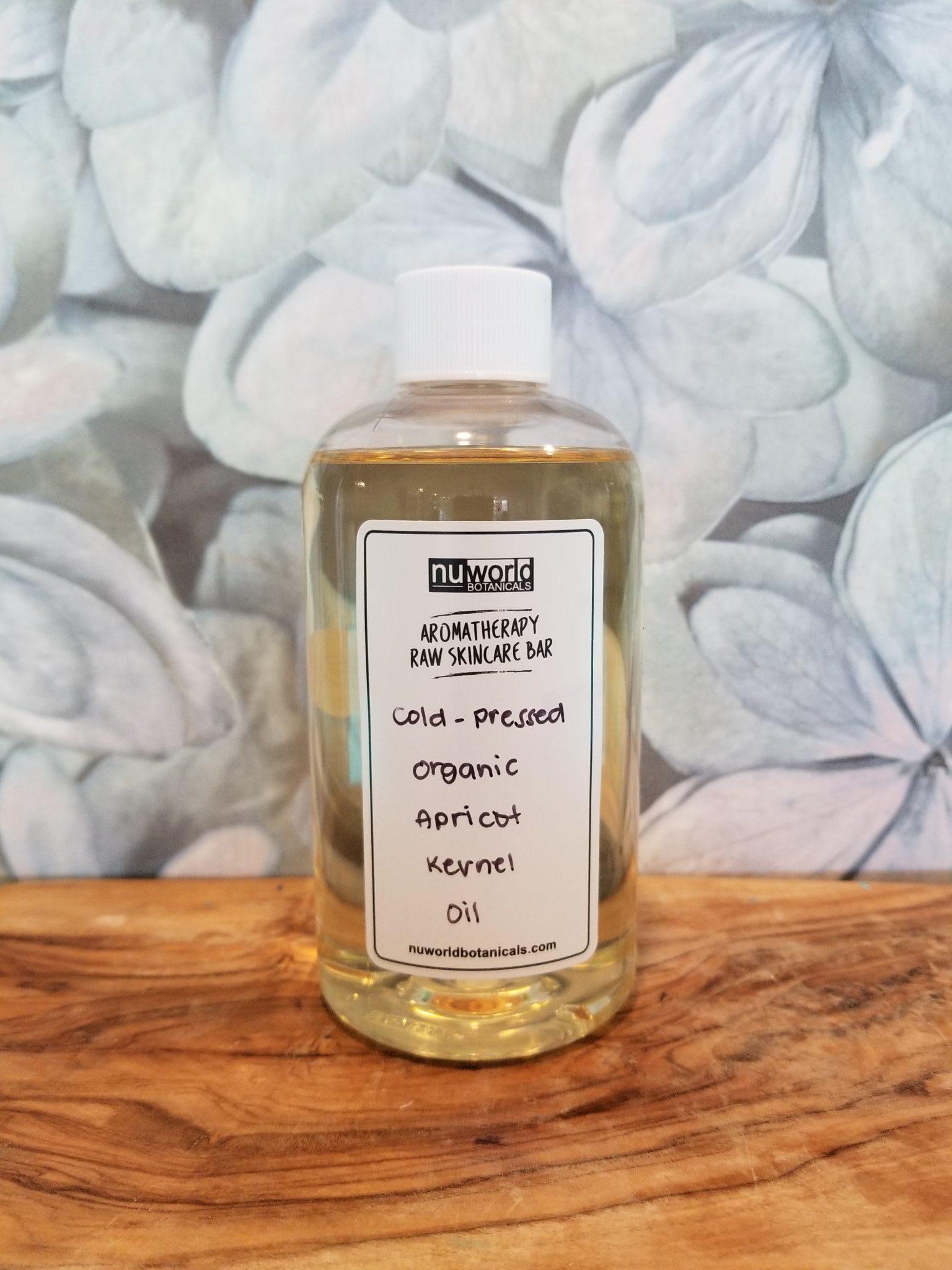 Organic Apricot Kernel Oil-250ml