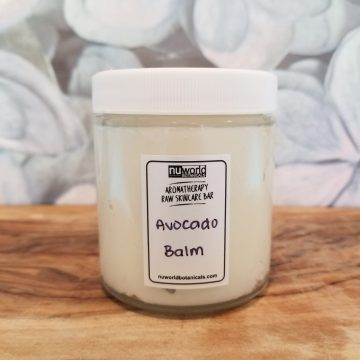 Balm- Whipped Avocado 500g
