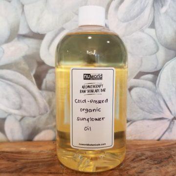 Organic Sunflower Oil- 500ml