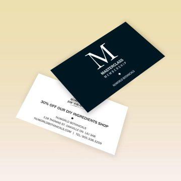 Masterclass VIP Membership Card