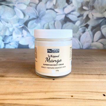 Whipped Mango Superfood Body Cream