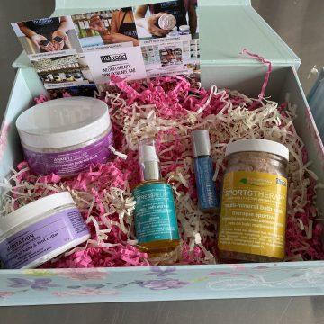 5-pc Aromatherapy Skincare & Wellness Box