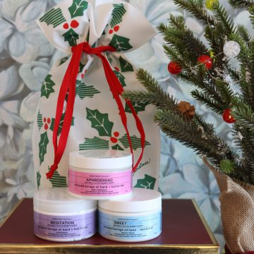 3pc Aromatherapy Personals™ Hand and Foot Butter Gift (Meditation, Aphrodisiac, Sweet Dreams)