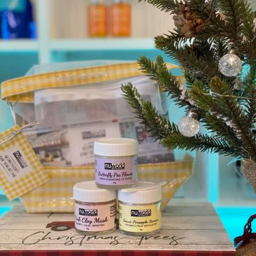3pc Mask and Exfoliate Holiday Gift Set