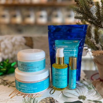 5-pc Aromatherapy Skincare Holiday Gift Set