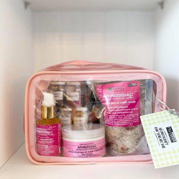 3pc Aromatherapy Personals™ Aphrodisiac Bodycare Kit